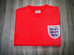 England Shirt folded